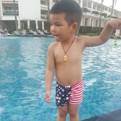 Toddler Swimmming Trunk Kids Boy Swim Shorts Swimsuit Teenage Swimwear Beachwear Child Bathing Suits...